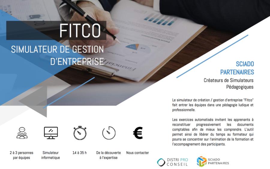 formation interactive gestion d'entreprise