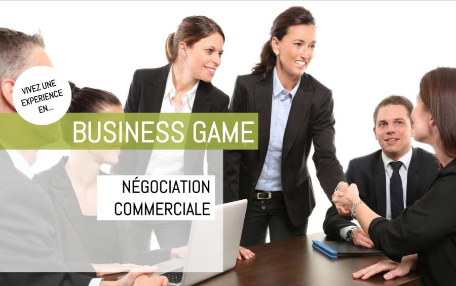formation ludique négociation commerciale